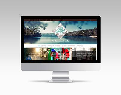 GlobalGrasshopper website & print design