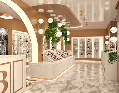 Beauty The Shop 2 / Concept 3ds