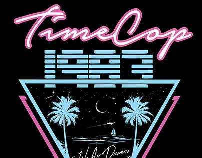 Timecop1983 - Tour shirt