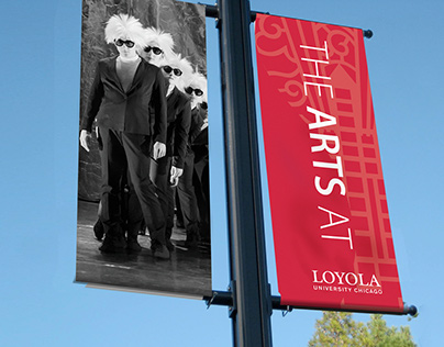 Outdoor Advertising for Loyola University Chicago