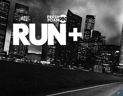 Sparta // Running+