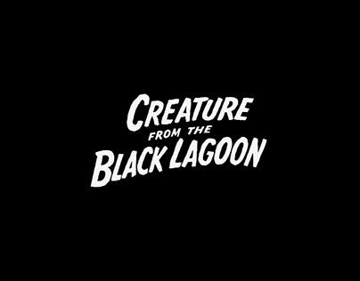 CREDITS - BLACK LAGOON