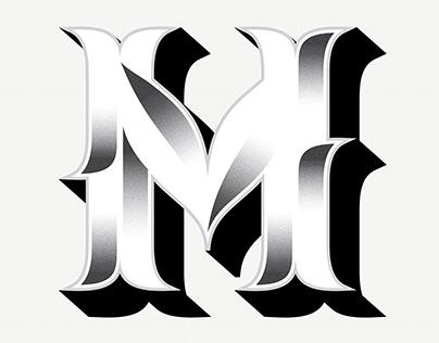 Illustrated capitals