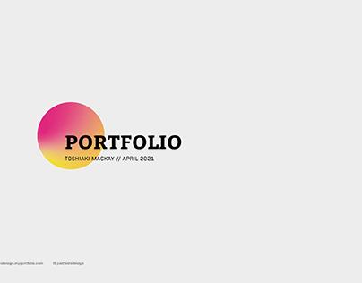 Student Portfolio 2021 - Graphic Design