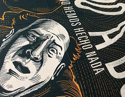 Delirio a Dúo (Poster)