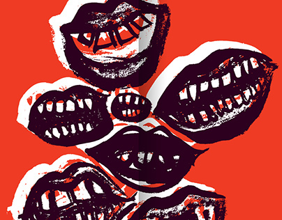 Mouths: A Book of Illustrations