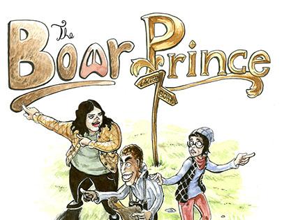 Boar Prince - Comic