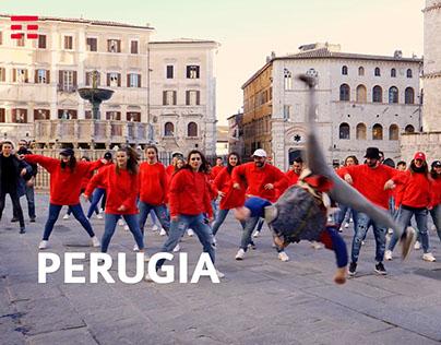Flash Mob TIM / Perugia