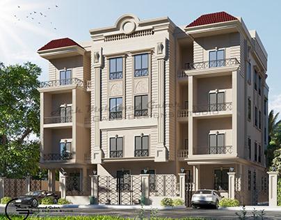 Residental Building - 5th Settlement, New cairo - M