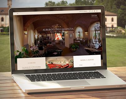 Albergo dell'Agenzia - Website