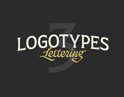 Logotype & lettering // part 3