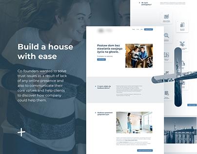 BG – Build a house with ease