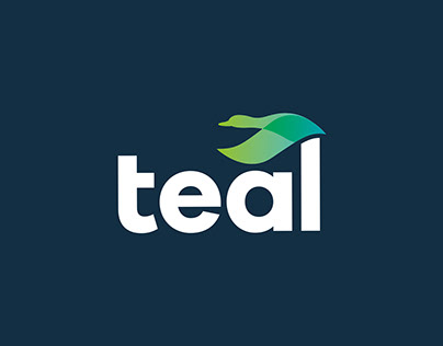 Teal Branding and Website