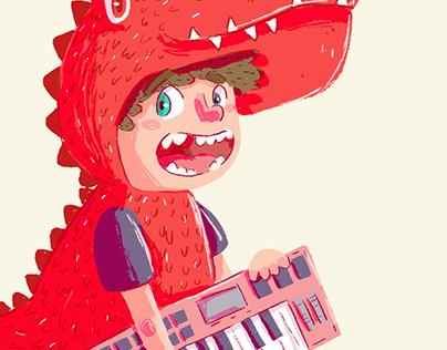 2018 ilustración