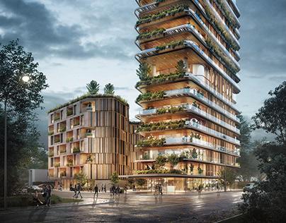 Residêncial São Paulo 2021