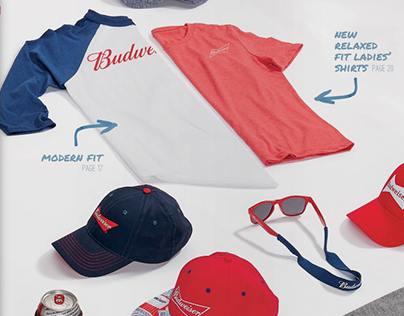 Anheuser-Busch Branded Products 2016 Catalog
