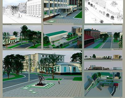 Аrt object for the urban environment