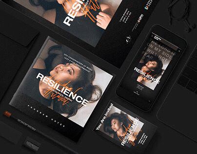 Resilience - Recital Event Branding