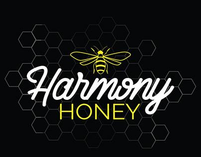 Harmony Honey - Logo & Branding