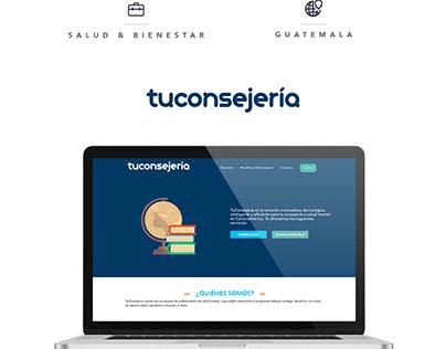 Tu Consejería - WebApp