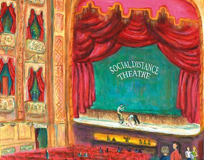 Socially Distanced Theatre