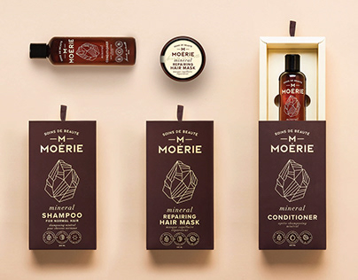 MOERIE | Branding & Packaging