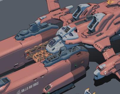 T-025运输船
