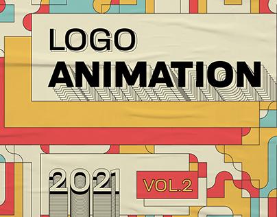 Logo Animations 2021 - vol.2
