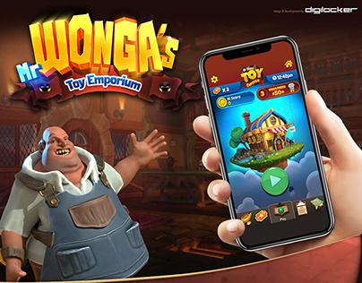 Slot Game | Mr Wonga's Toy Emporium