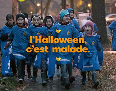 Children's Hospital - L'Halloween c'est malade