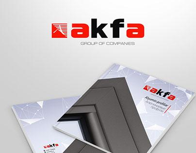 Brochure Akfa Aluminium