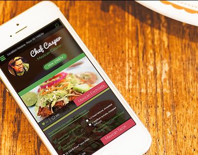 Foodies - mobile app