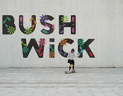 Bushwick Typeface