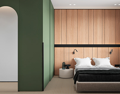 Rooms concept for a local hotel