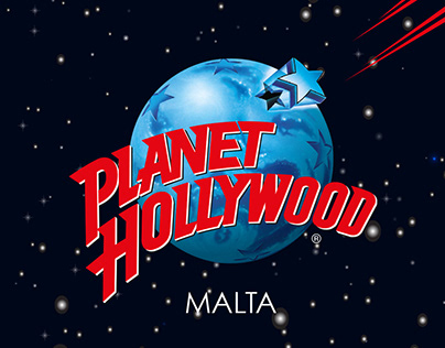 Planet Hollywood - Dine Amongst the Stars