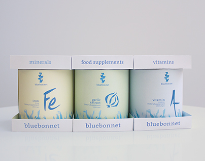 Packaging: Bluebonnet Vitamins