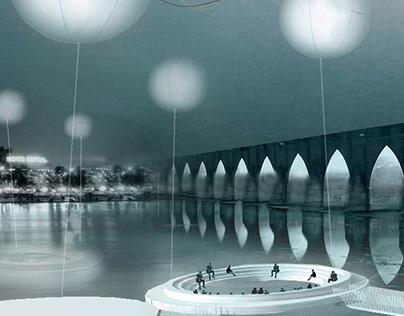 Competition Work: Under Bridge Restaurant