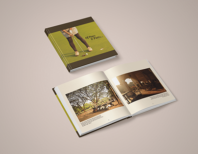 Of Pars and Putts- A Coffee Table Book
