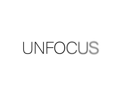 unfocus