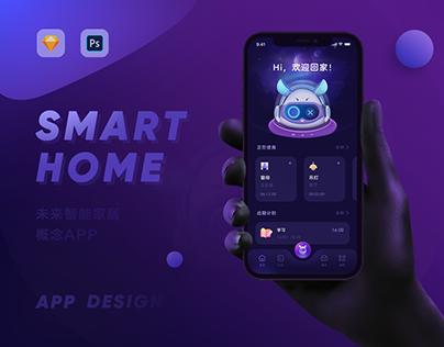 OMNI-SMART HOME APP DESIGN