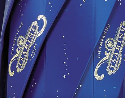 Packaging - Tsarine Edelw'ice