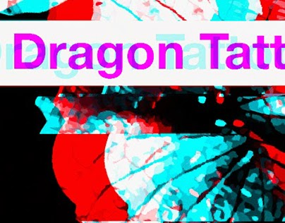 Book Covers: The Girl With the Dragon Tattoo series