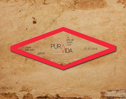 PURA VIDA // Night Party