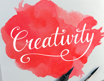 Hand-lettering projects 2015
