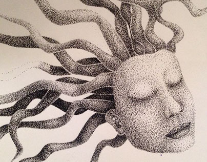 Dotted Medusa
