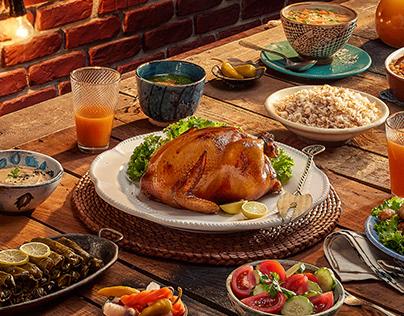 Ramadan Fetar & Sohour Tables