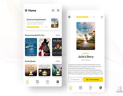 XReader - Book Reading app