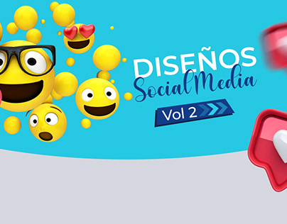 Social Media Diseños Vol 2.