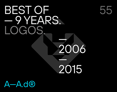 55. Logo DSGN. Best of 9 years.