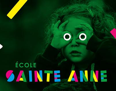 Identité I École Sainte Anne